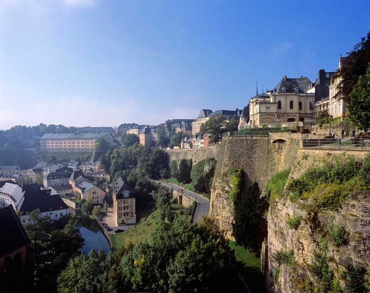 Ville luxembourg